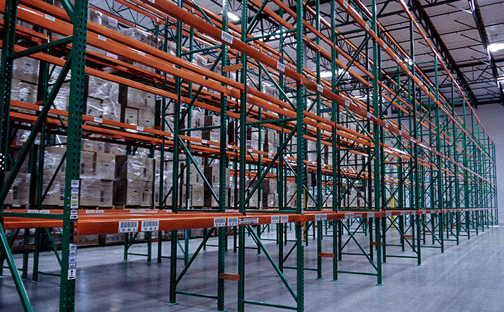 what is pallet racking